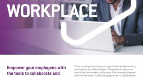 NS:GO Intelligent Workplace 2020