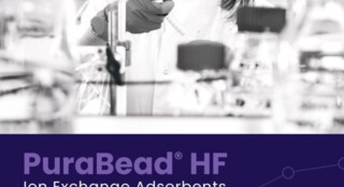IEX Adsorbent Brochure