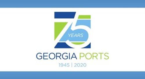 Georgia Ports 75th Anniversary Special 2020