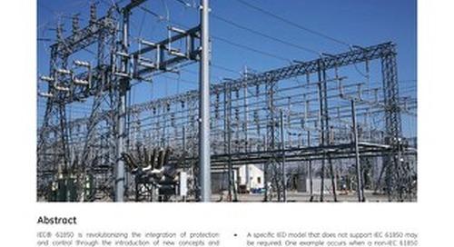 Case Study: Substation Automation Hybrid