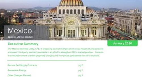 Mexico Special Market Update   January 2020