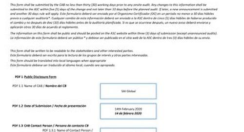 ASC090 Form 3 Stakeholder Announcement SONGA Bonanza