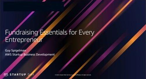 Fundraising Essentials - Startup Day Helsinki 2020