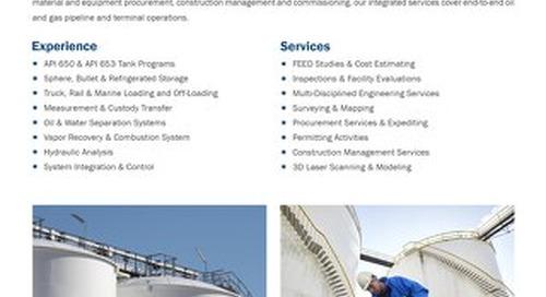 AE - Storage &Terminal Facility Services 2020