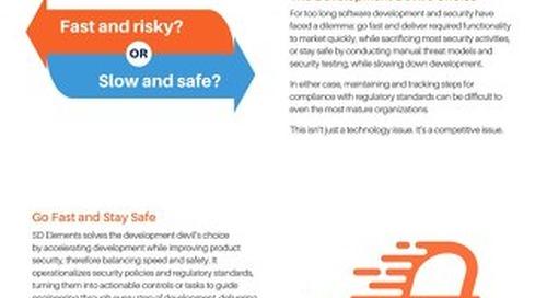 SD Elements Solution Brochure
