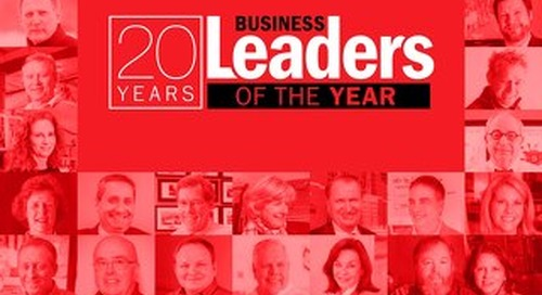 Business Leaders of the Year Alumni Magazine