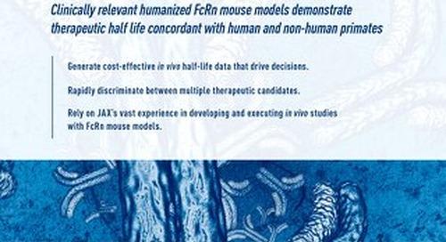 FcRn: Preclinical Therapeutic Antibody and Albumin-Conjugate Evaluation