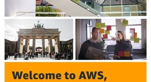 Welcome to AWS, Berlin