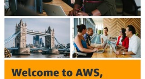 Welcome to AWS, London