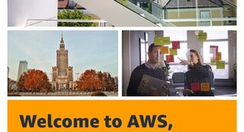 Welcome to AWS, Warsaw