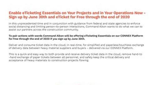 Free eTicketing Essentials Flyer