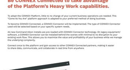 CONNEX Connected
