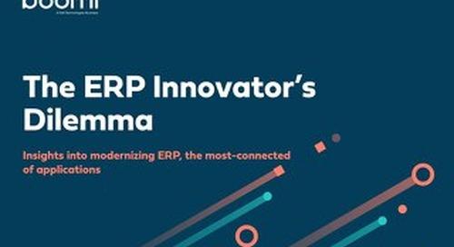 The ERP Innovator's Dilemma