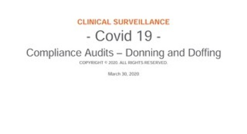 RL6: Donning and Doffing Audit