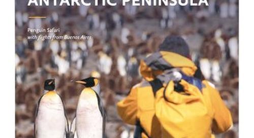 South Georgia and Antarctic Peninsula: Penguin Safari (From Buenos Aires)