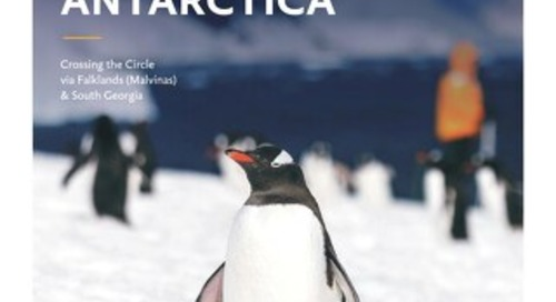 Epic Antarctica: Crossing the Circle via Falklands and South Georgia