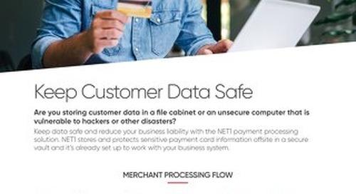 Keep Customer Data Safe