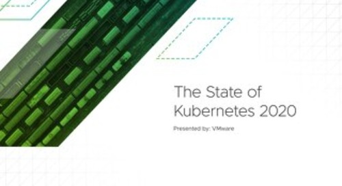 The State of Kubernetes 2020