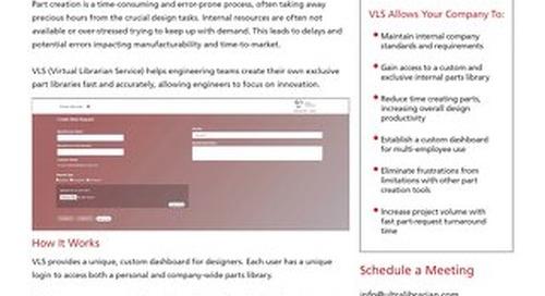 VLS Datasheet
