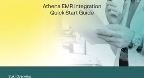 Athena Integration Quick Start Guide