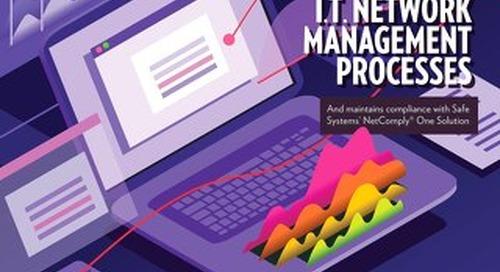 American Pride Bank Enhances IT Network Management Processes