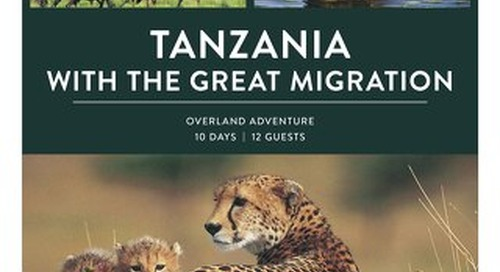 2021 Tanzania with the Great Migration