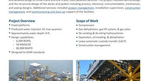Black Bay Facility Project Profile