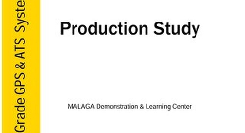 CAT Road Construction Production Study White Paper - English
