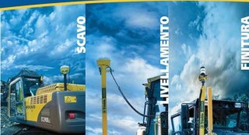 Trimble GCS900 Brochure - Italian