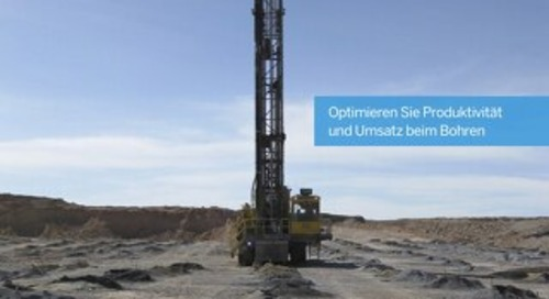Trimble Groundworks - Drilling Brochure - German