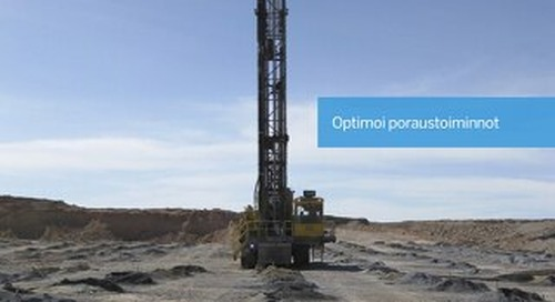 Trimble Groundworks - Drilling Brochure - Finnish