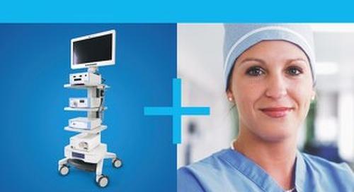 Système de visualisation laparoscopique - Catalogue de produits