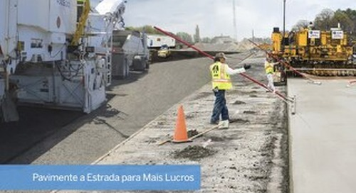 Trimble Paving Solutions Brochure - Portuguese