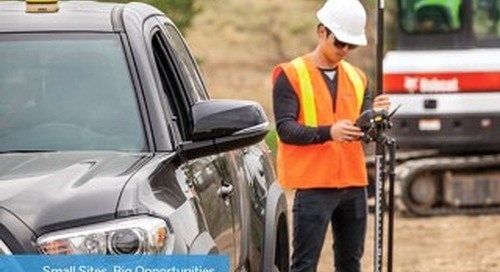 Trimble Solutions for Site and Utility Contractors Brochure - English