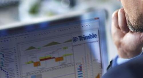 Trimble TILOS Brochure - Chinese