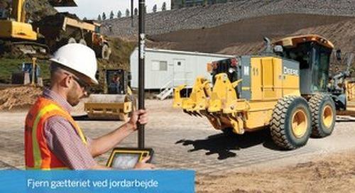 Trimble Earthworks Solutions Brochure - Danish