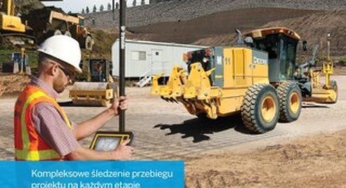Trimble Earthworks Solutions Brochure - Polish