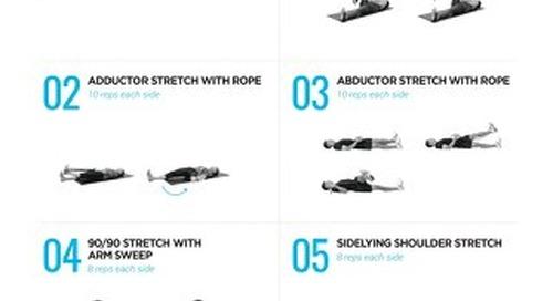 5-minute total-body flexibility workout