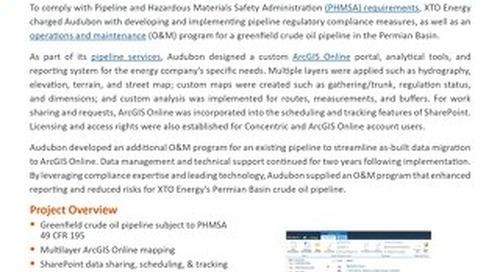 XTO Energy Regulatory Compliance