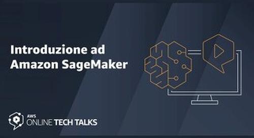 Introduzione ad AmazonSagemaker