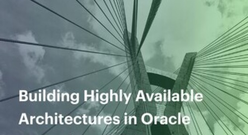 Building Highly Available Architectures: Oracle vs CockroachDB