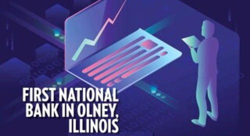 First National Bank Olney Case Study - Patch Management and Compliance