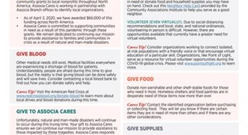 Communities United: Ways to Help