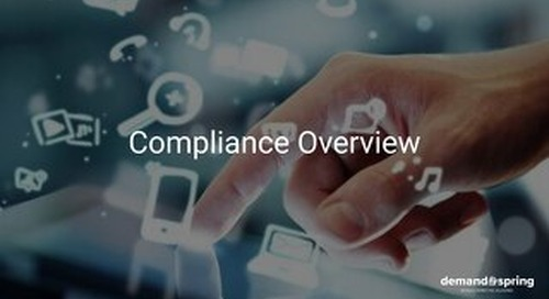 Compliance Regulations