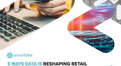 5 Ways Data is Reshaping Retail