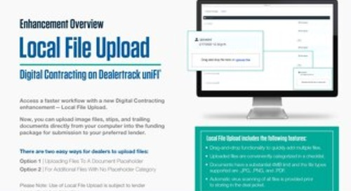 Local File Upload on Digital Contracting Guide