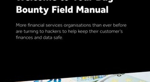 Bug Bounty Field Manual for Financial Services