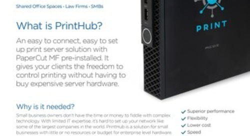 PrintHub Overview