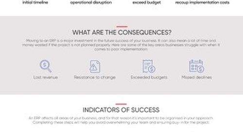 UK - Key Factors for Successful ERP Implementation