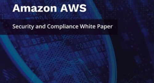 Qubole on Amazon AWS: Security and Compliance